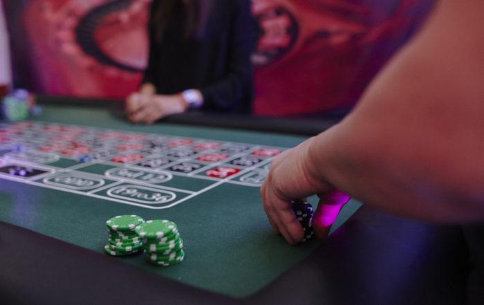 żetony, hazard, ruletka, event firmowy