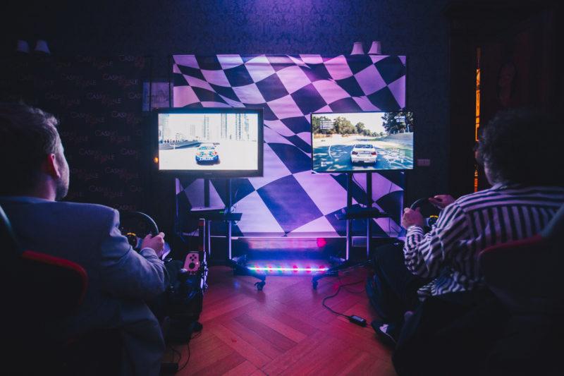 wyścigi, symulator rajdów, integracja, event firmowy