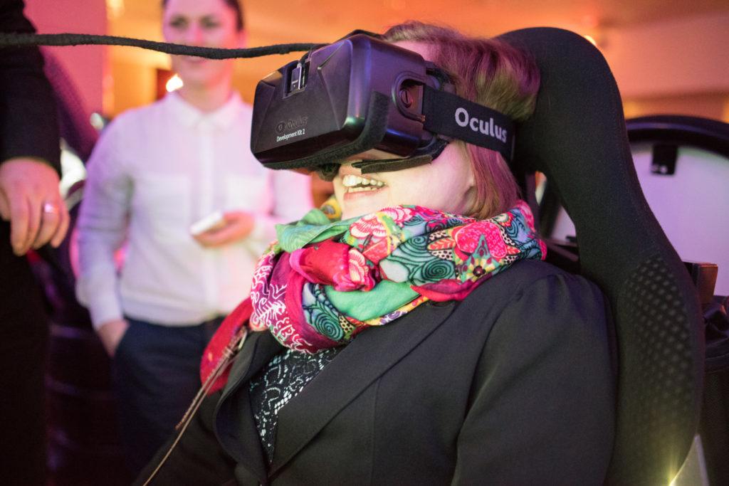 oculus, vr, wirtualna rzeczywistość